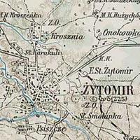 Пятивёрстка Волынской губернии